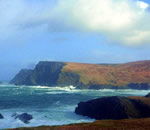 Glen Head, Glencolmcille, County Donegal